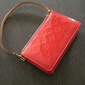 Louis Vuitton Lexington red monogram